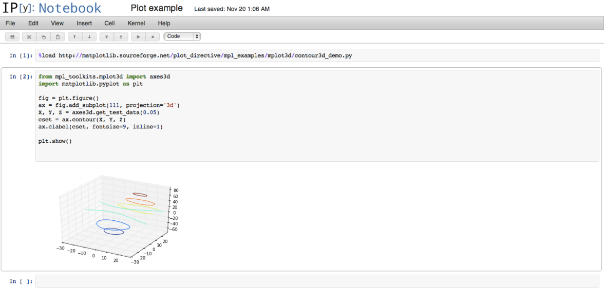 ipython plot example